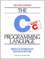 C Programming Language book