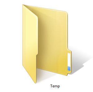 How to remove temporary program files