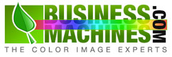 Business Machines Company Logo