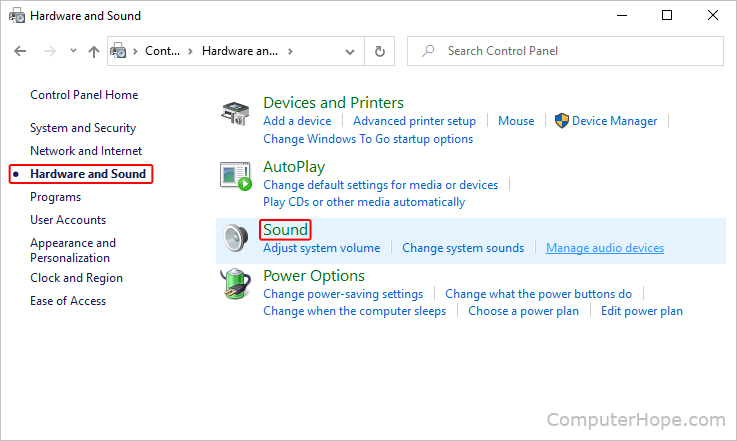How To Change Disable Or Enable Windows Event Sounds