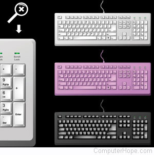 How to switch to the Dvorak computer keyboard layout