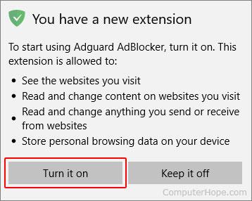 extension idm edge