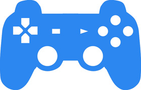 An image of a video game controller.