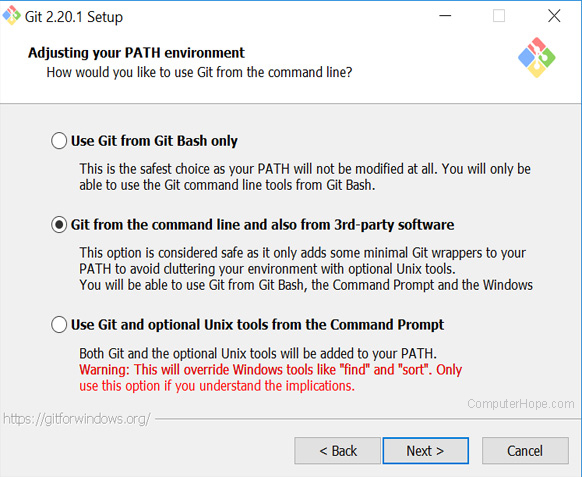 How to install and use Git on Windows