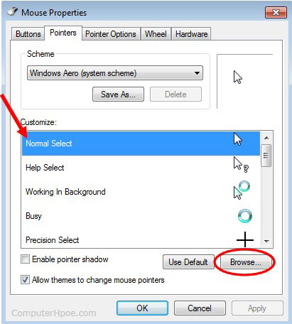 selection and pointer double click Select a row in a gridview with a click everybody has looked one day to add the ability to select a row in a gridview with another = thisstylecursor.