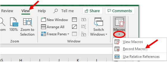How to Create a Macro in Microsoft Word and Excel