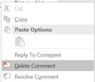 How to insert, edit, and delete a comment in Microsoft Word