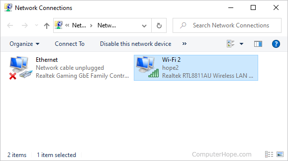 How to view saved WI-FI password in Win10