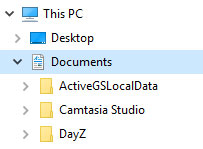 How to open the Windows My Documents or Documents folder