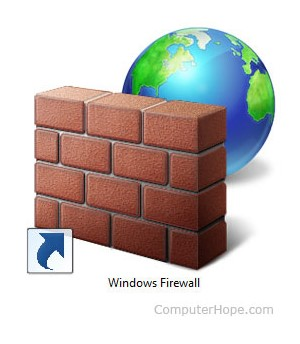 a definition and history of a firewall Learn about what a firewall is, how firewalls work, and how to help protect your computer with information from the microsoft security website.