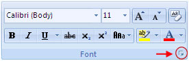 microsoft word mac how to change the default font