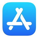 Graphic: iOS App Store icon.