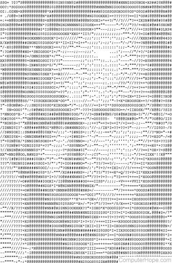 No text art