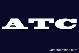 Atc Meaning