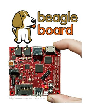 Texas Instruments BeagleBoard, revision C