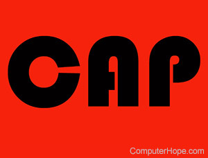 what is cap