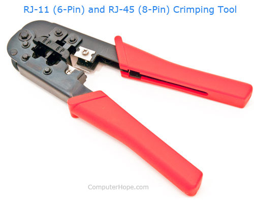 what is a crimping tool. Black Bedroom Furniture Sets. Home Design Ideas