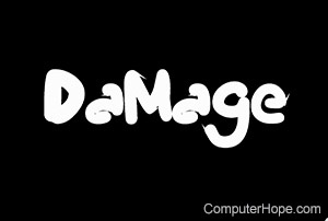 damage definition