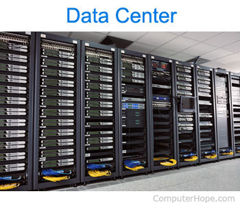 IBM data center in Boulder Colorado