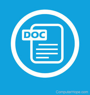 DOCX file format.