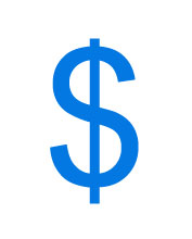 What is dollar sign $?