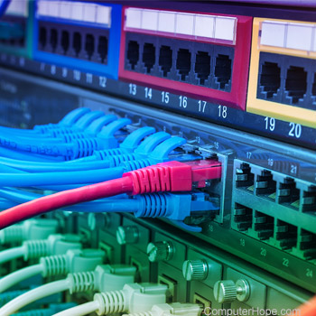 Computer Network Terms and Networking Related Definitions