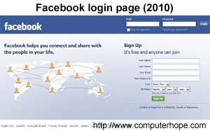 Dating Sites With Facebook Login Computer