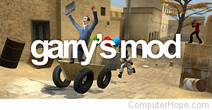 What is Garry's Mod?