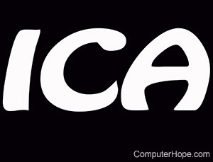ica definition