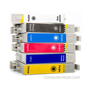 How to save ink cartridge from clogging or drying up