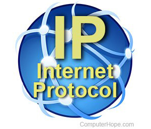 Illustration: The Internet Protocol.