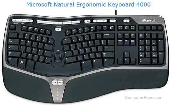Microsoft Natural Keyboard