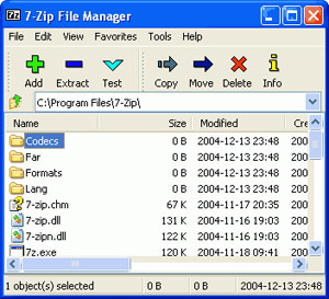 What is 7-Zip?
