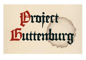 Free eBooks at Project Gutenberg