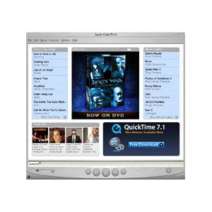 Picture of Apple Quicktime