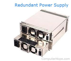 Redundant power supply