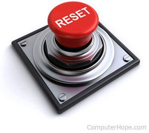What is a Reset Button?