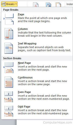 word processing software definition