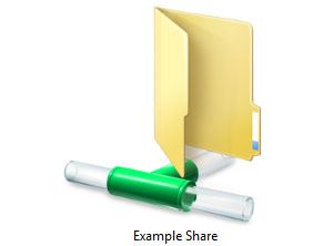 How to Map a Network Folder in Windows 7 - dummies