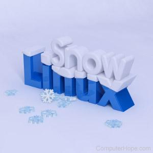 Snowlinux क्या है ?