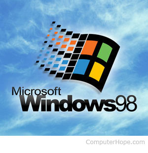 What is Windows 98?