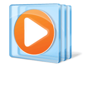 The Windows Media Player logo.