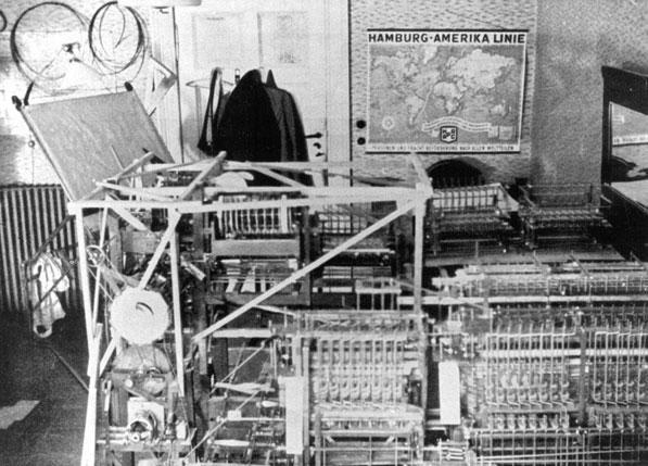 Z1 компьютер