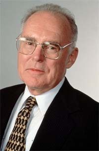 Gordon Moore, author of Moore's Law