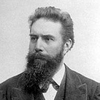 Wilhelm Rontgen picture