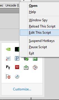 Automate your work with Autohotkey Editautohotkey